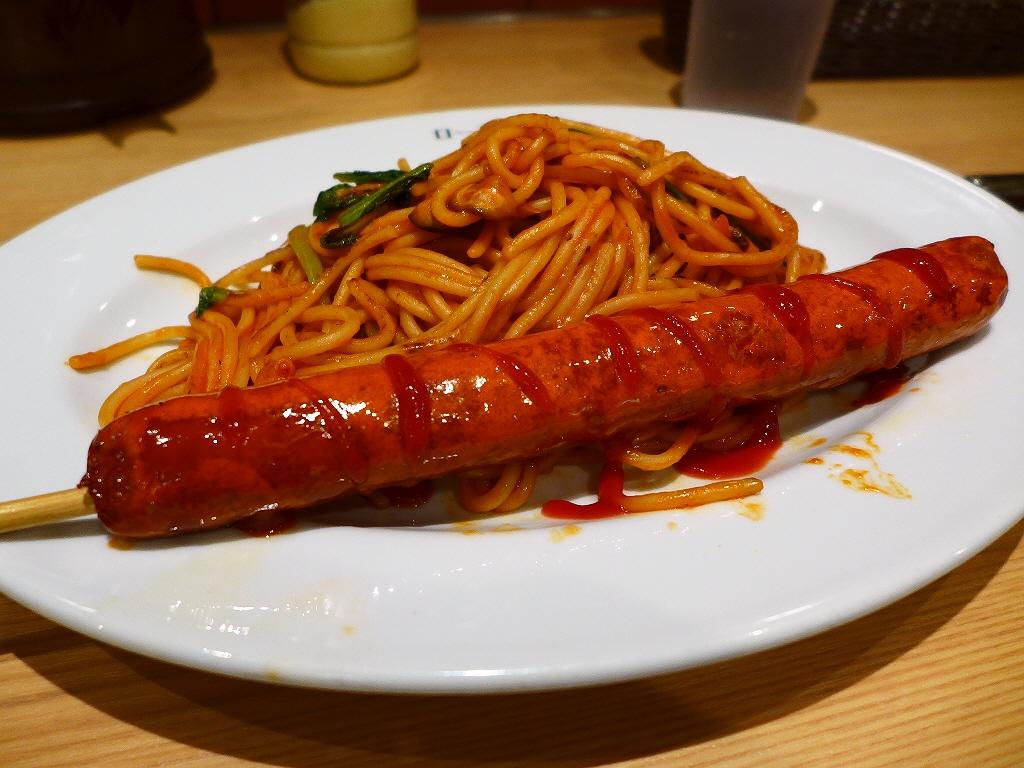 昔懐かしくて癖になる味わいのロメスパが楽しめます! 阪急三番街 「ローマ軒 阪急三番街店」