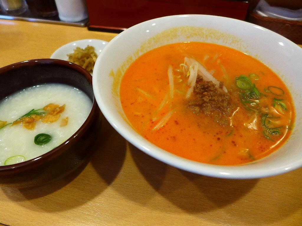 地元で絶大に支持される香港粥がとんでもなく美味しい大人気中華! 西区阿波座 「天后」