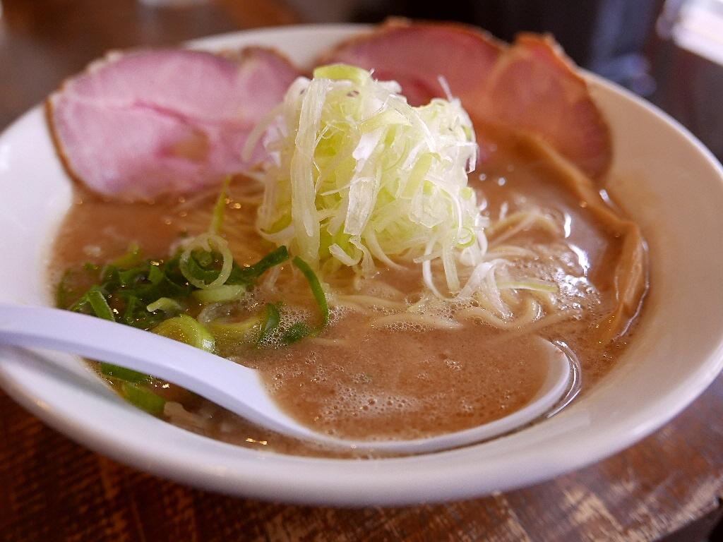 鶏の旨味が凝縮した濃厚鶏ポタ 『とろっと。』が旨い! 東淀川区淡路 「縁乃助商店」