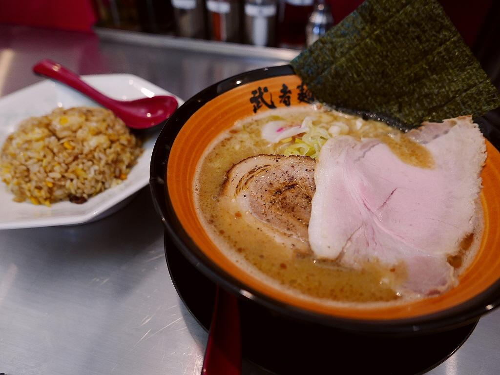 人気店の3店舗目がオープン!魚介好きにはたまりません! 江坂 「武者麺 SEA」