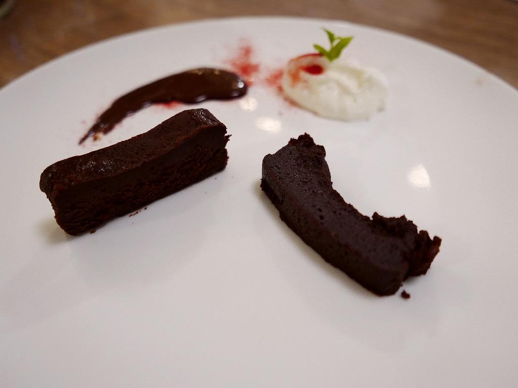 Mのおやつ 金曜日限定!スイーツレポーターちひろさんのお店がオープンしました! 北区芝田 「チョコレート研究所」