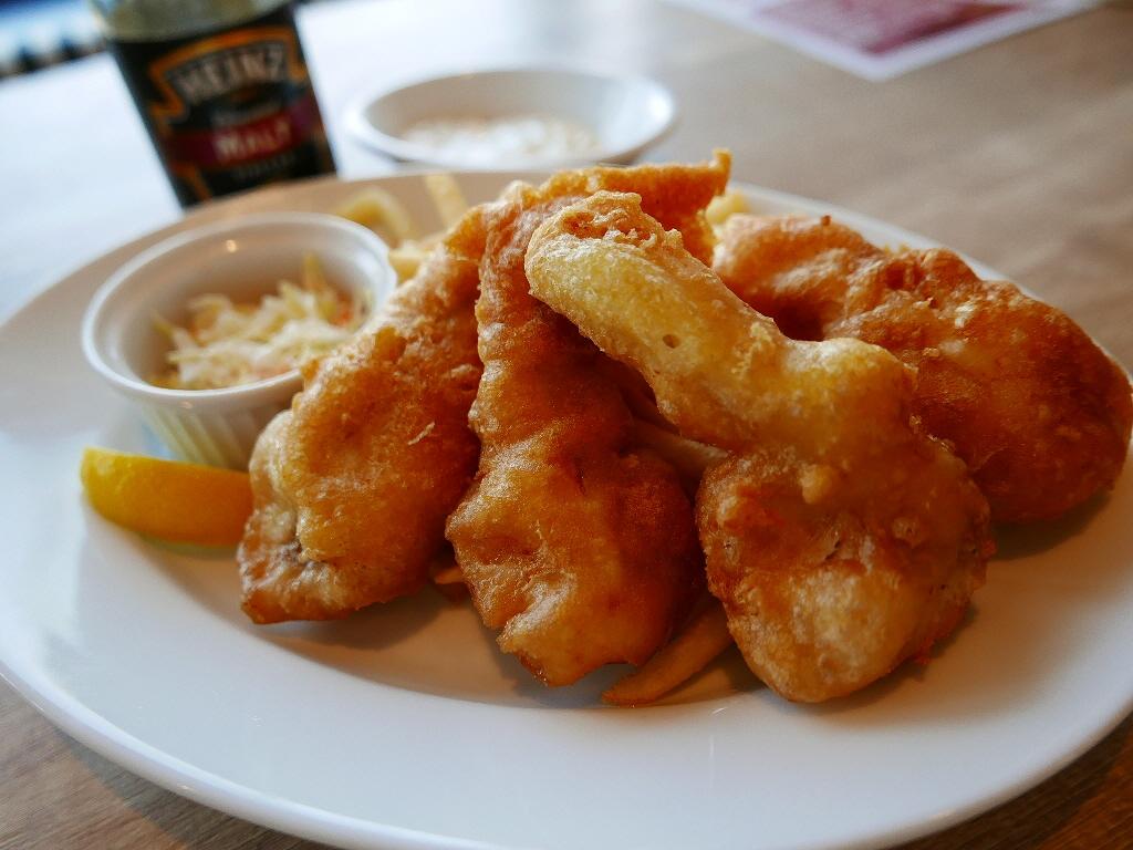 休日の昼間にアメリカ東海岸のシーフード料理でちょっと一杯! 北浜 「BOSTON CLAM SHACK 北浜店」
