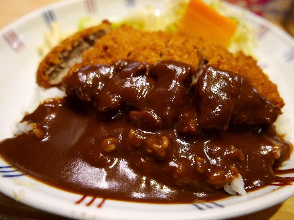 念願の名物ドビーライスと重ね揚げは独特の味わいでした! 神戸市 「洋食屋 双平」