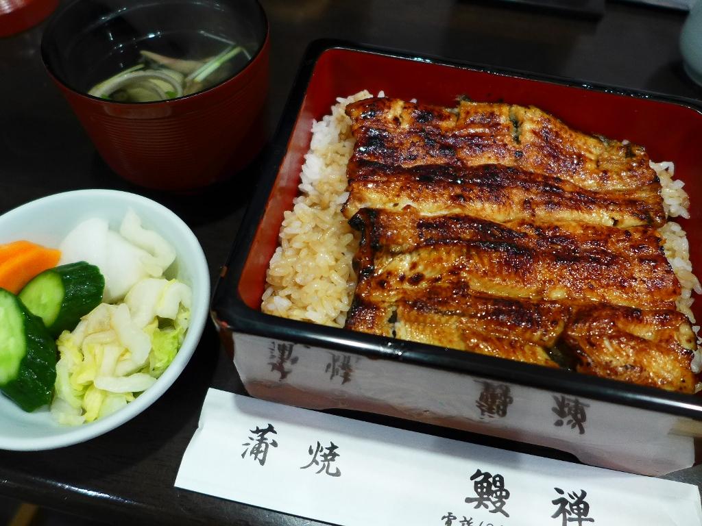 感動的に柔らかいふわっふわの江戸前鰻! 東京都 「鰻禅」