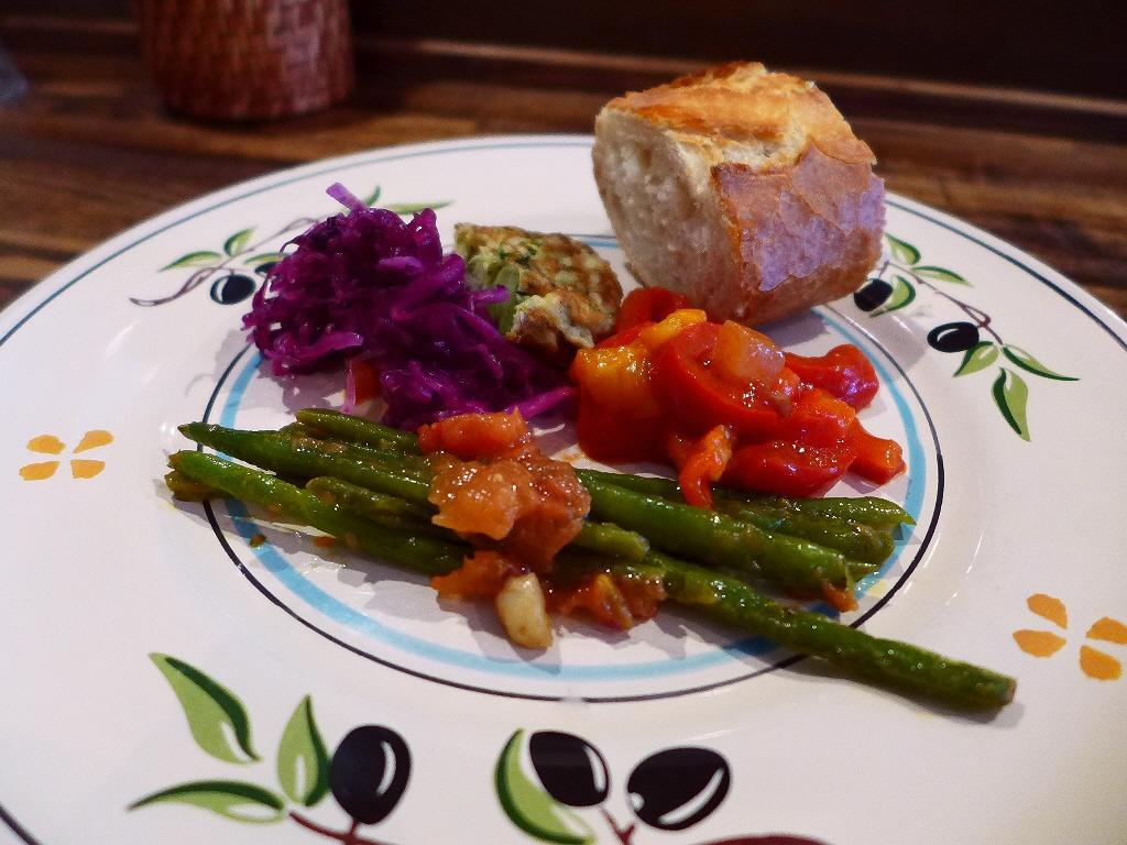 抜群のセンスの本格シチリア料理がお手軽にいただけます! 西区京町堀 「クッカーニャ」