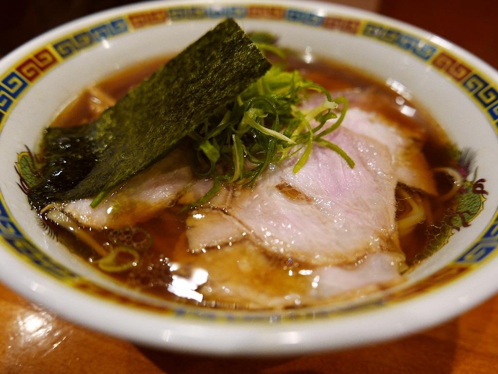 正統派の味わいは健在!地元で絶大に支持されています! 東大阪市 「ラーメン坊也哲」
