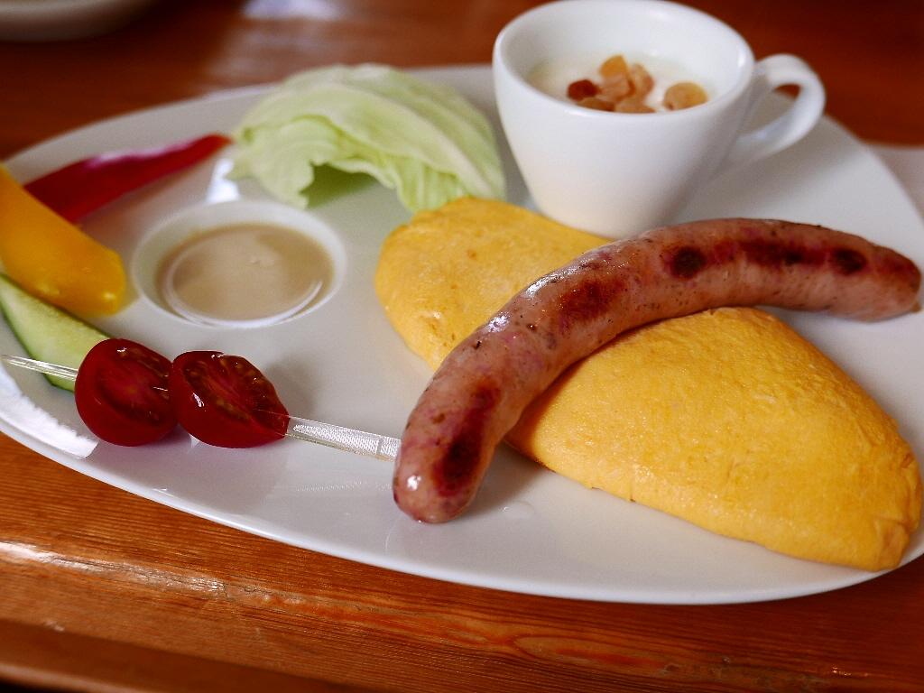 Mの朝ごはん 抜群のロケーションで焼き立てパンが食べ放題のお値打ち朝ごはん! 滋賀県彦根市 「クラブハリエ ジュブリルタン」