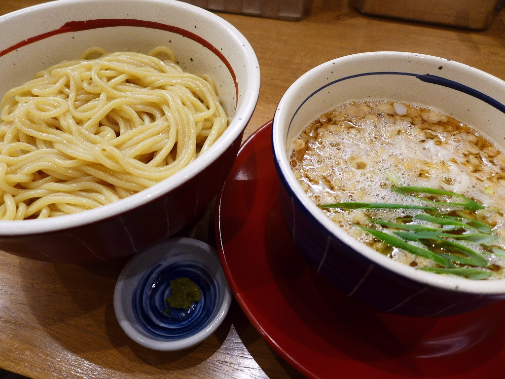 つけ麺専門店にリニューアルしました! 北区豊崎 「麺処 えぐち」