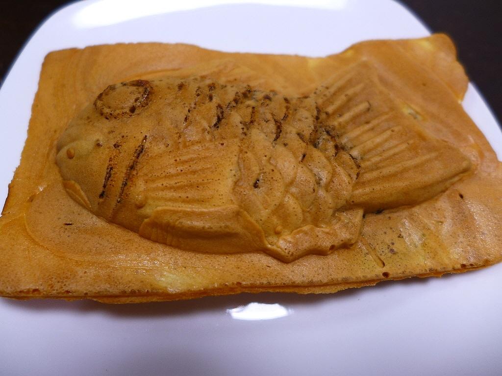 Mのおやつ こだわり素材の羽根つきたい焼きは満足感が高すぎます! 堺市 「花あずき」