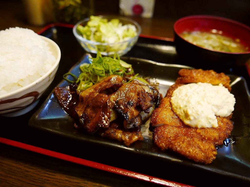 たまに無性に食べたくなるどぎゃんのチキン南蛮はやっぱり旨い! 中央区博労町  「宮崎郷土料理 どぎゃん」