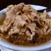 たまに無性に食べたくなる男の根性黒醤油は麻薬性大の美味しさです! 寺田町 「麺屋 わっしょい」