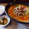 胡麻のコクと旨味と薬膳の風味が効いた本格的な味わいの担々麺! 北区山崎町 「麺や 蓮と凜」
