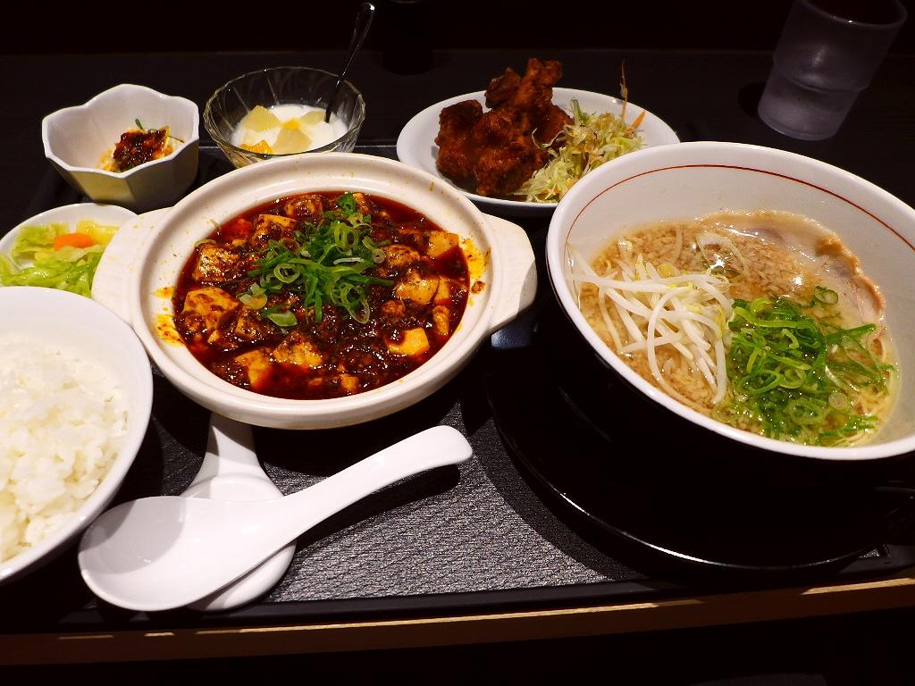 画像2: 本日のランチは長堀橋にある中華料理のお店「四川料理 芙蓉苑」に行きました。先日このお店の前を通りかかった時に、「あれ?こんなところにこんなお店あったかな?」と見付けたお店で、「四川料理専門店なら麻婆豆腐が絶対美味しいはず... emunoranchi.com