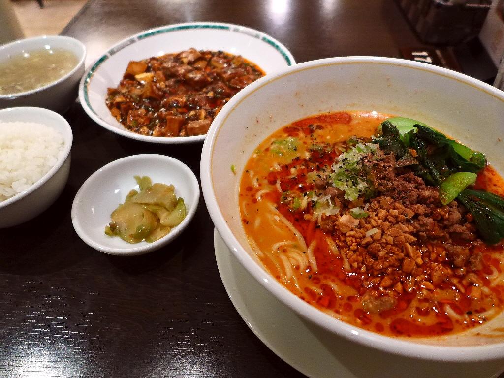 画像2: 本日のランチは千里中央の千里セルシー地下1階にある中華料理屋さん「四川料理 御馥(イーフー) 千里店」に行きました。本格四川料理で人気の、梅田の「マルビル本店」と中之島の「中之島ダイビル店」の姉妹店です。平日限定のメイン... emunoranchi.com