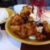 プリプリジューシーな唐揚げマウンテンランチがいただけるお洒落なカフェ! 新大阪 「カリフォルニアカフェ」