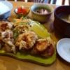 から揚げが美味しい喫茶店ではかた地鶏の唐揚げがいただけます! 神戸市東灘区 「喫茶カリーナ」