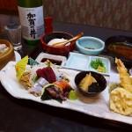 好きな地酒1杯サービス付きのお値打ち過ぎるランチセット! 京橋 「魚の上よし 京橋店」