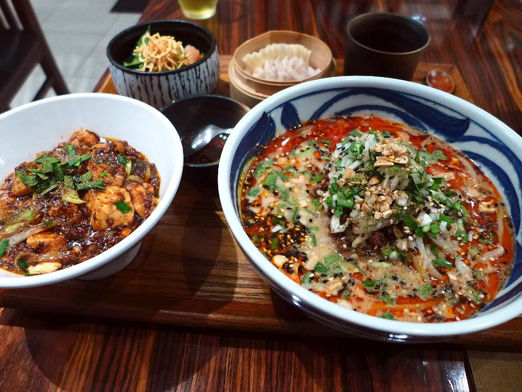 画像2: 本日のランチは心斎橋にある中華料理屋さん「中華旬彩 サワダ」に行きました。世界的に有名な香港の名中華料理店「福臨門酒家」を始めとして、 数々の名店で修業をされたサワダシェフが、その本格中華を総合的にアレンジした料理がいた... emunoranchi.com