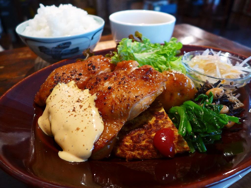 ありそうで無かった痺れるマヨネーズ 『麻ヨネーズ』 の美味しさに痺れました(^^ 西区京町堀 「グローブピッコラ」