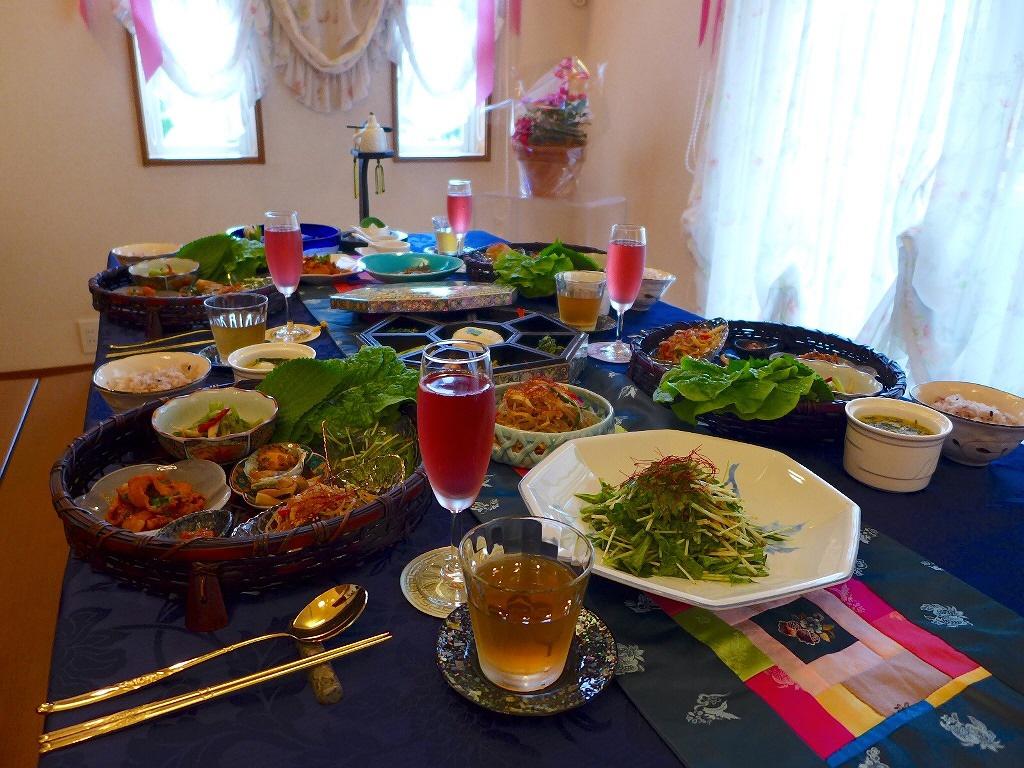 画像2: 本日のランチは富田林市にある料理教室「おもてなし料理&テーブルコーディネート教室Hiro's Factory 」に行きました。友人のUさんから、「Mさん、富田林に料理が出来なくても参加できて、素晴らし... emunoranchi.com