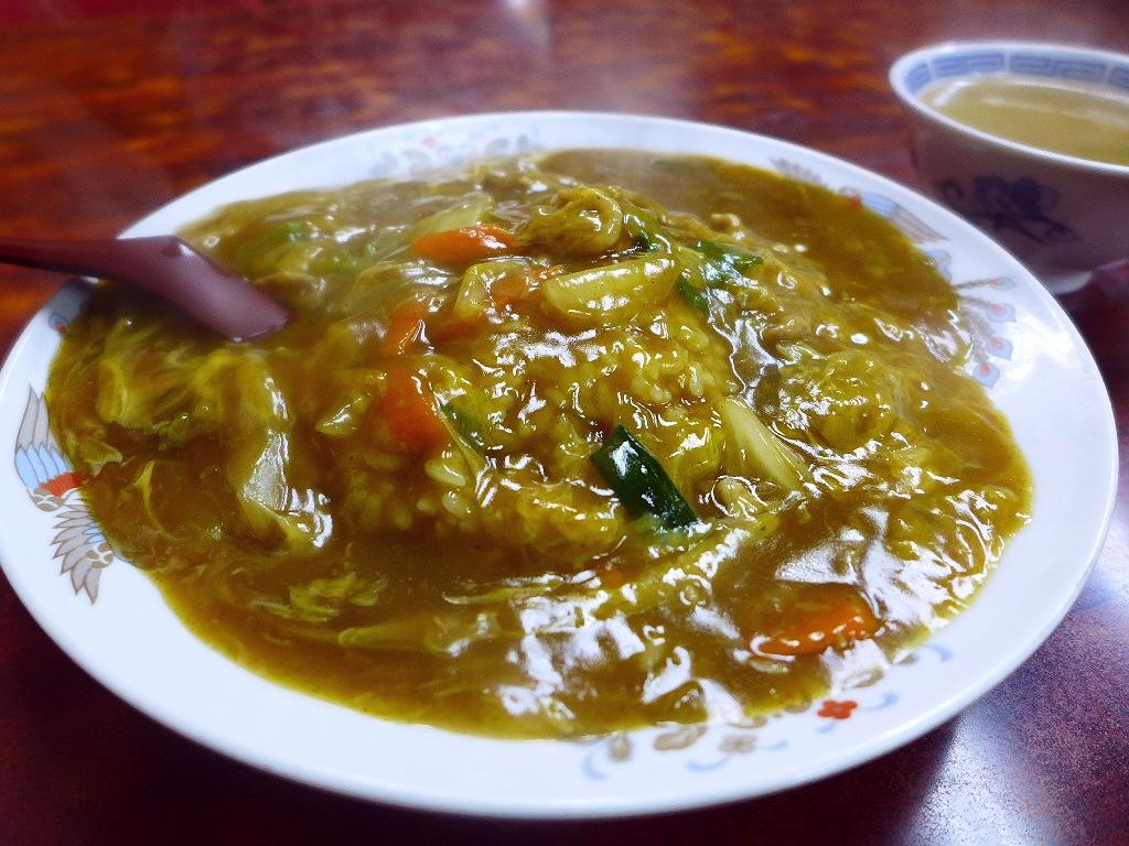 画像2: 本日のランチは東三国にある中華料理屋さん「若水」に行きました。超巨大な鶏のから揚げがとても美味しいことで有名なお店で、さらに、密かに「中華風カツ丼」が絶品の私の大好きなお店です!カツ丼を食べるか、唐揚げを食べるか、とても... emunoranchi.com