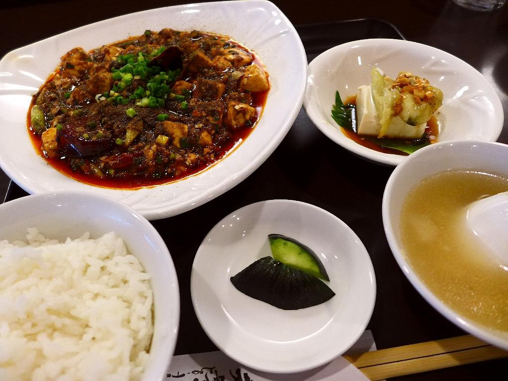 麻婆豆腐史上最痺れ!四川青山椒が効きまくりの痺れ好きにはたまらない味わいです! 江坂 「中国菜 老饕(ラオタオ)」