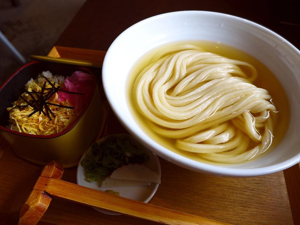 本場さながらの素朴な味わいがたまりません! 大阪狭山市 「讃岐うどん いってつ」