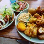 本格タイ料理が思う存分楽しめるランチビュッフェは素晴らしくお値打ちです! ハービスENT 「コサムイ バイ チェディルアン」