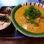 お出汁も麺も冷た~いひやひやカレーうどんがびっくりするほど旨いです! 大東市 「瀬戸内製麺710」