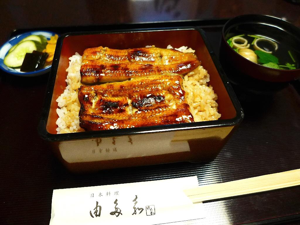 何度食べても感動的に美味しい大阪最高峰の江戸前鰻! 西天満 「日本料理 由多嘉」