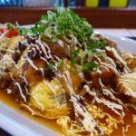 肉じゃががトッピングされたオムライスは意外なくらいにマッチしてとても美味しかったです! 江坂 「キッシュ」