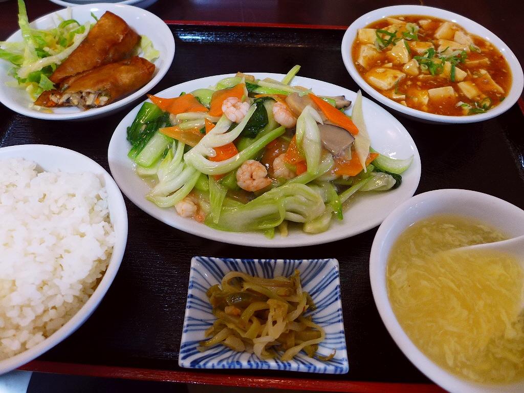 地元で長く愛されているボリューム満点のお得中華! 千里山 「中国料理 長城 千里山店」