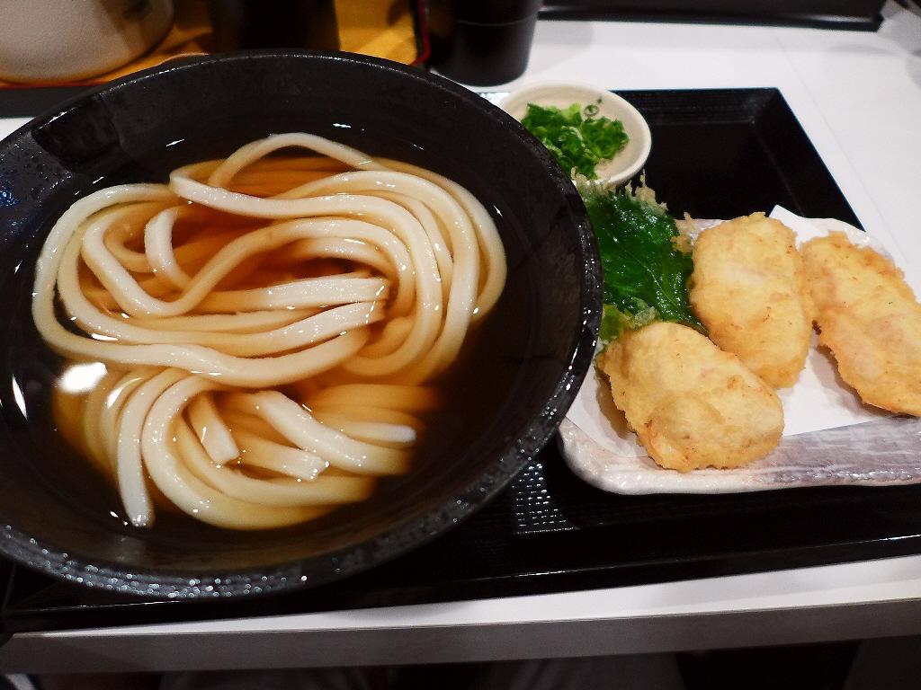 冷たいお出汁も冷たいうどんも素晴らしくハイレベルなひやかけに大満足! 大阪駅前第3ビル 「うだま 梅田店」