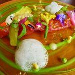 和の素材をフレンチの伝統技法で見事に融合させた絶品料理の数々に感動! インターコンチネンタルホテル大阪 「Pierre(ピエール)」
