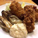 巨大な牡蠣フライと牡蠣バターが絶品のいぶし銀の洋食屋さん! 築地 「小田保」