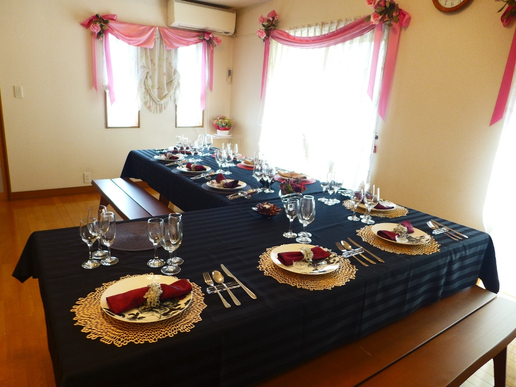デモ形式の大人気料理教室で絶品中華料理とワインのマリアージュを楽しませていただきました! 富田林市 「おもてなし料理&テーブルコーディネート教室Hiro's Factory 」