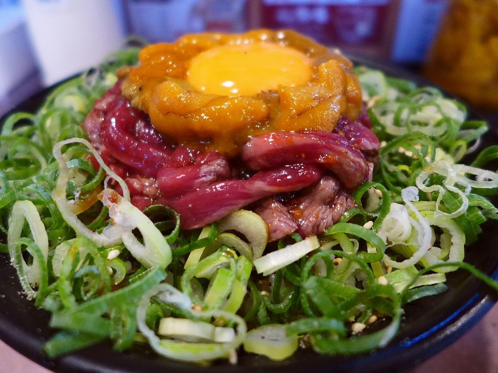 メニューがパワーアップしてリニューアルオープンしました! 日本橋 「肉丼専門 富士晃」