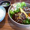 またまた新たなジャンルの絶品麻婆煮込みハンバーグに感動させていただきました! 西区京町堀 「グローブピッコラ」