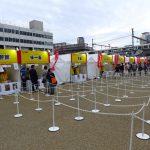 「宇都宮餃子祭り in OSAKA」 開催中です!@西梅田スクエア