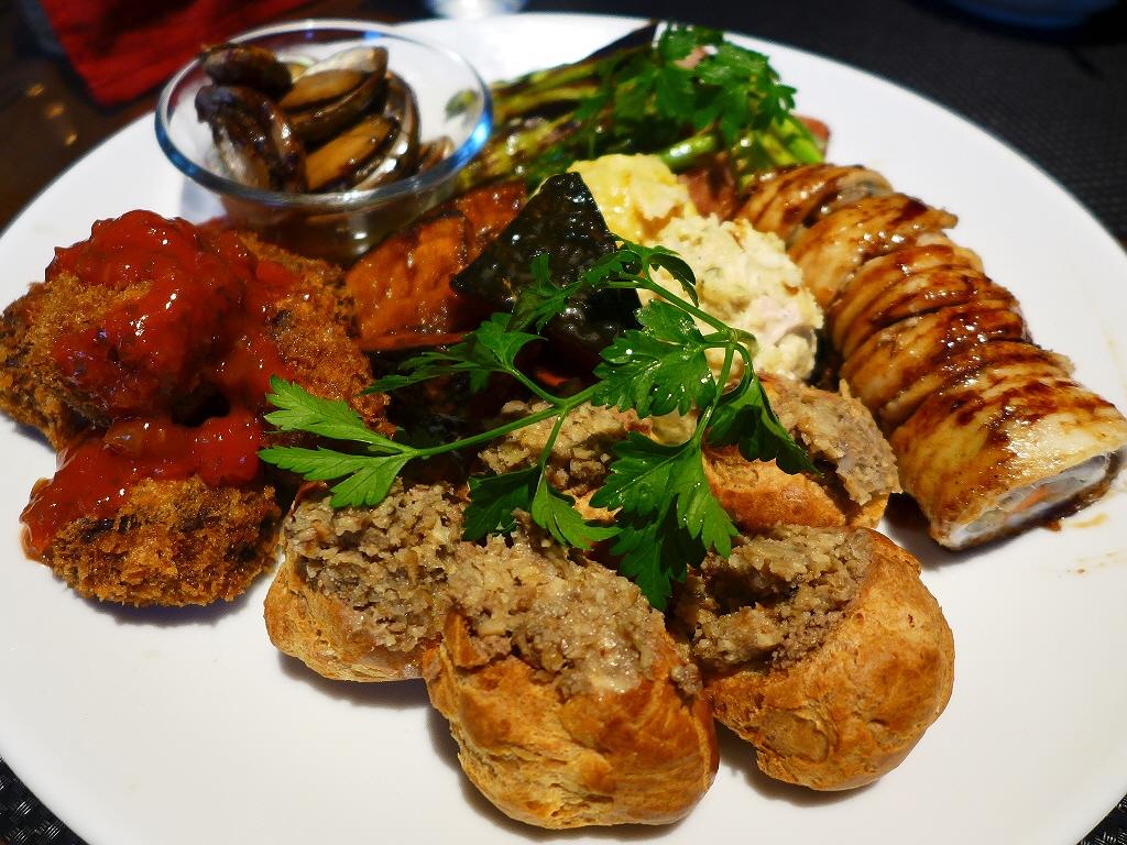 おまかせのパーティーセットは全てが美味しくて抜群のコスパで満足感が高すぎます! 東淀川区  「f-cafe'」