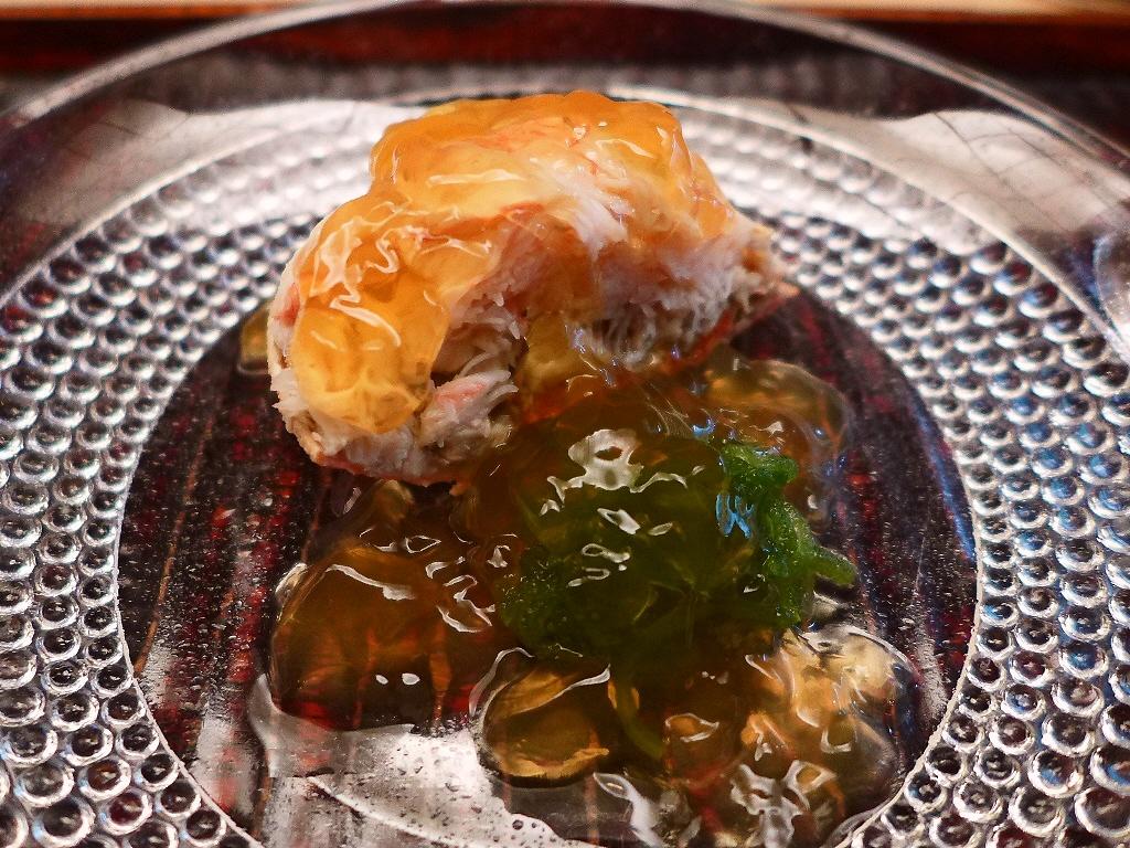 お昼から名店の醍醐味を楽しませていただきました! 京都市下京区 「緒方」