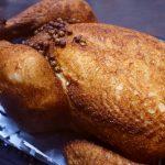 """クリスマス限定!本格高級中華の味わいの絶品ローストチキン! """"大山鶏の香り蒸し"""" 心斎橋 「大成閣」"""