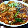 月1回の麻婆週間で念願の大人気メニューの天津麻婆丼が食べられました! 東天満 「宝喜」