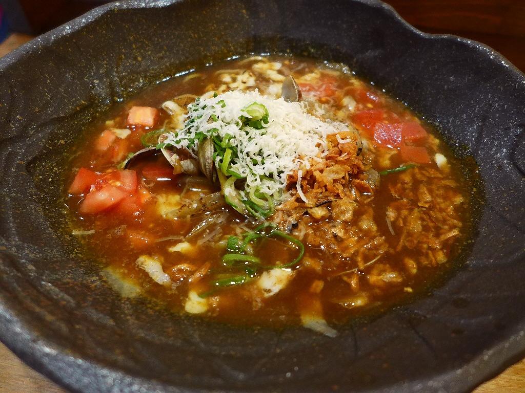 カレー鍋専門店プロデュースの和風のカレー出汁ラーメンのお店がオープンしました! 恵美須町 「カレーお出汁ラーメン宮麺」