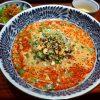 クリミ入りの担々麺は高級感あふれる味わいです! 西天満 「中国菜 エスサワダ」