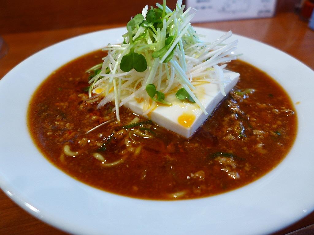 激辛の辛麻麺は新感覚の美味しさです! 上新庄 「ZERO」