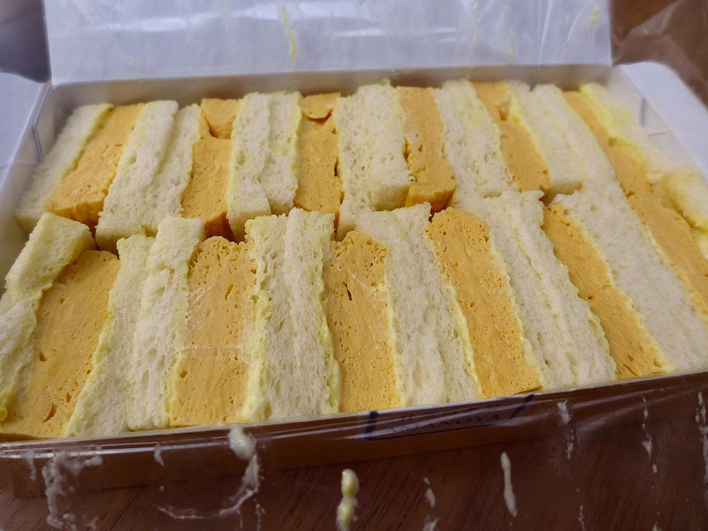 東京の大人気玉子サンドが待望の大阪出店! ルクアイーレ 「天のや」