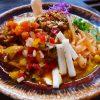 食材のるつぼの大陸カレーは爽快なスパイス感と旨みが素晴らしいです! 福島区 「スパイスカリー大陸」