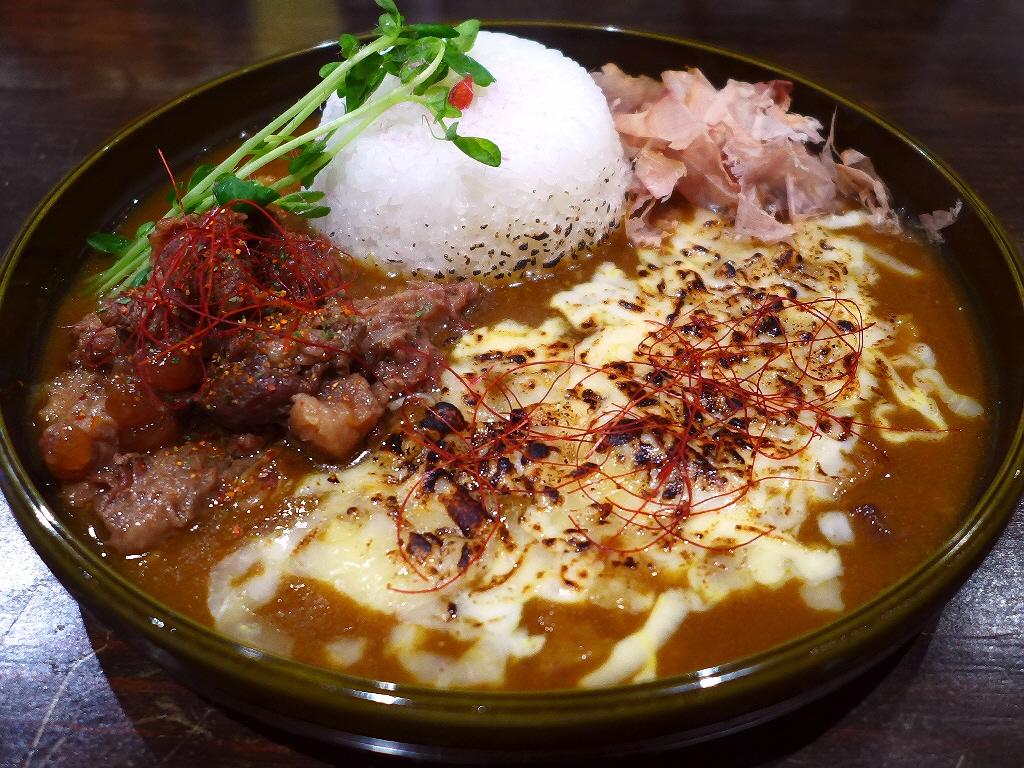 和風出汁が効きまくりの絶品カレー店が復活しました! 北区中崎西 「Zipangu Curry Café 和風カレー HiGE BozZ」