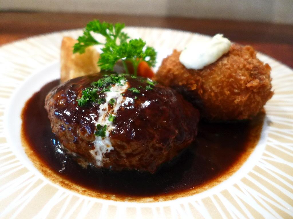 全てにおいてレベルが高すぎる正統派洋食がいただける大人気店! 豊中市 「Sakura grill(サクラグリル)」